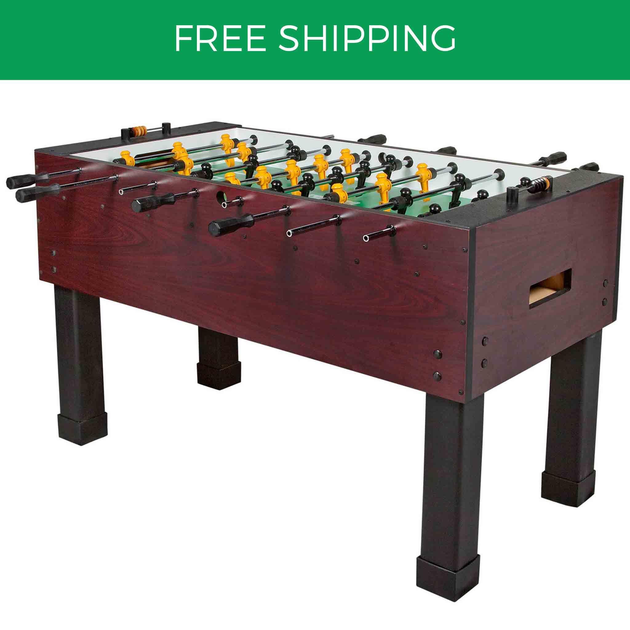 Tornado Sport Foosball Table Free Shipping, http//www