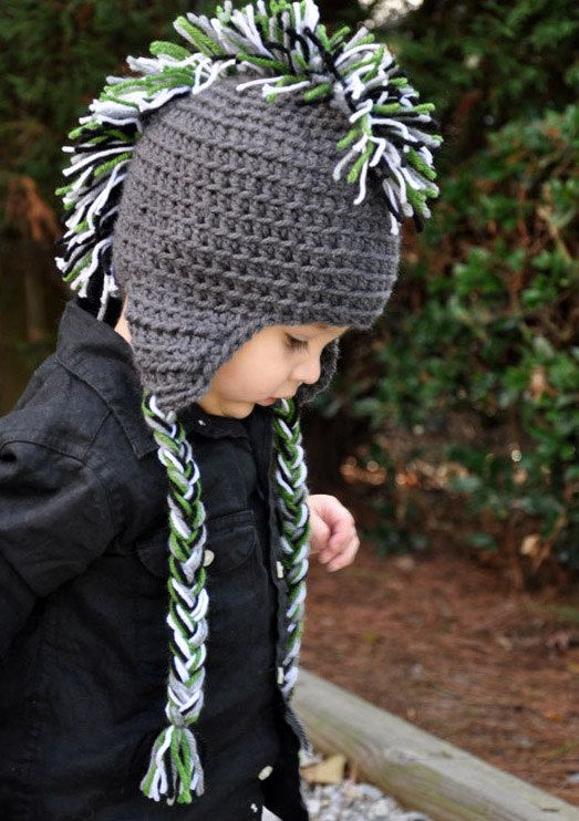 e7467c7cbd6 The Perfect Mohawk Hat with Earflaps