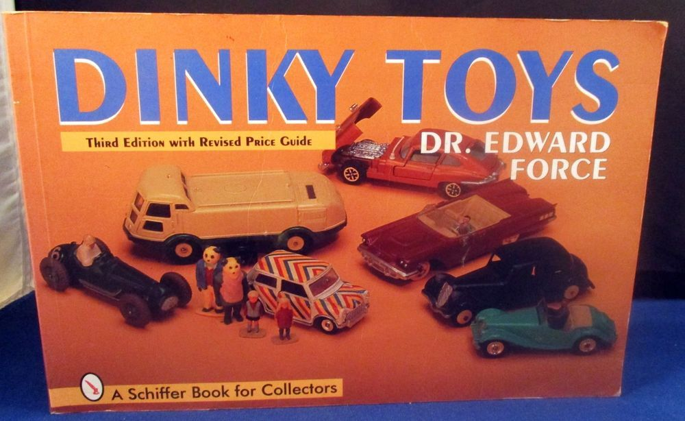 Details about DINKY TOYS 3rd Edition Revised Price Guide Book Edward ...