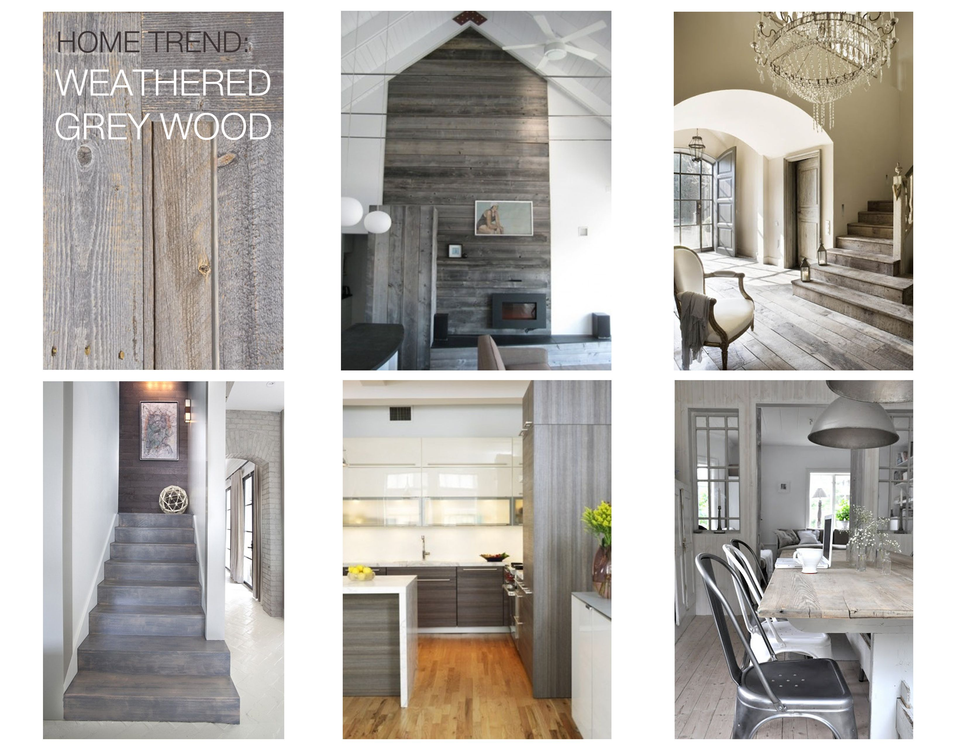 Home Trend Weathered Grey Wood Grey Wood Wood Stain