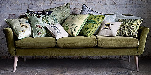 Shop cushions throws harper sofa from marks spencer - Marks and spencer living room ideas ...