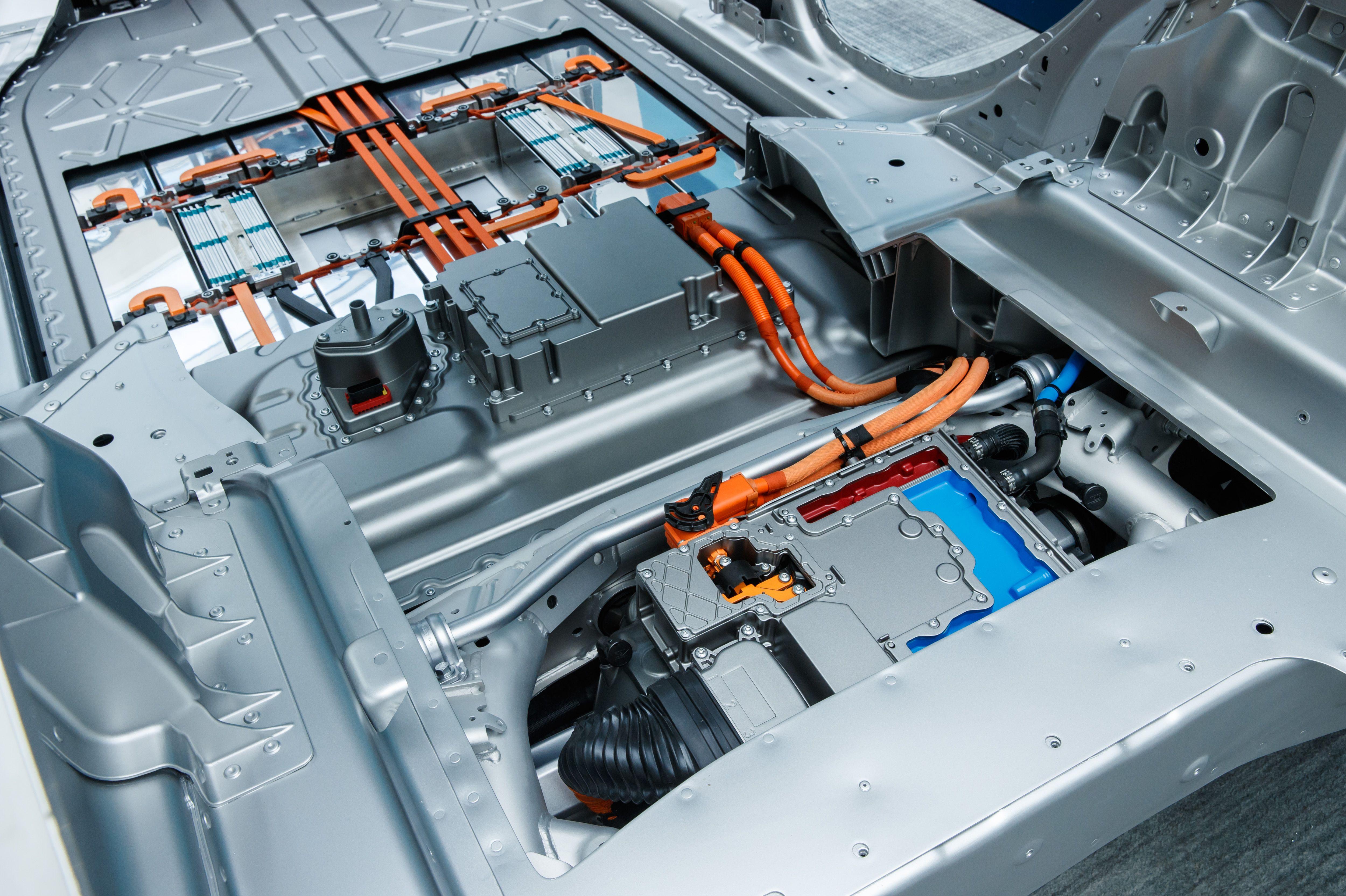 Jaguar I Pace Vaults Automaker Among Ev Leaders Techniek