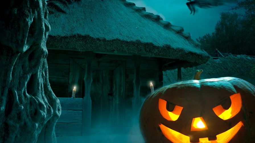 Happy Holly Ween Day Wallpaper Download Free Hd Quality Halloween Wallpaper Happy Halloween Holiday Wallpaper