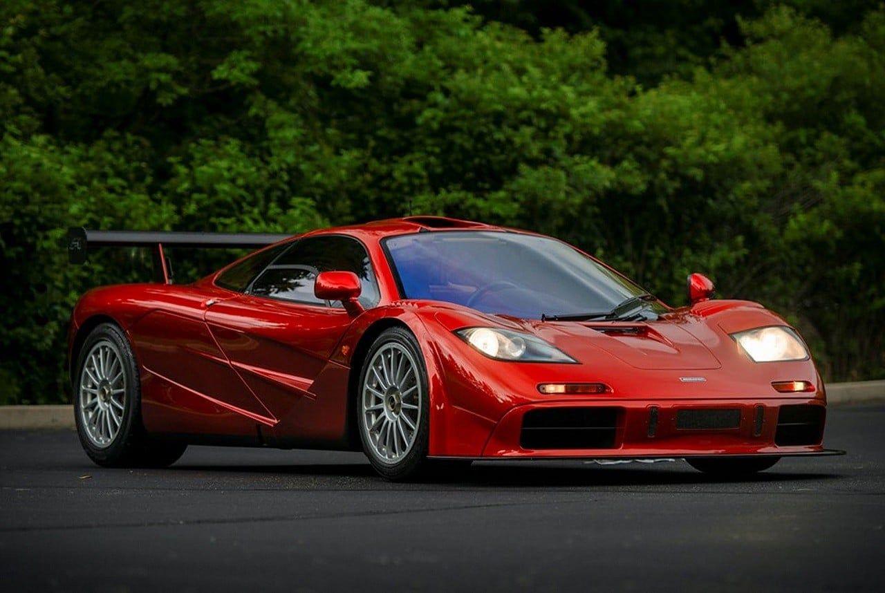 1998 Mclaren F1 Lm Specification Men S Gear In 2020 Mclaren F1 Lm Mclaren F1 Super Cars