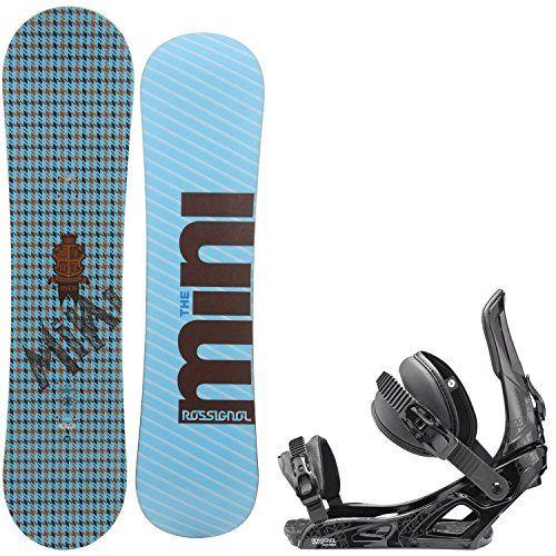 Rossignol The Mini Broken Check 121 Mens Snowboard