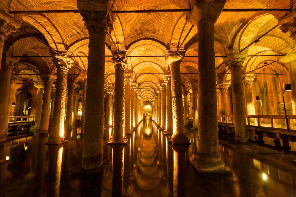 Ruta por once sorprendentes tesoros subterráneos que se han convertido en enclaves turísticos que se pueden visitar. Claustrofóbicos abstenerse