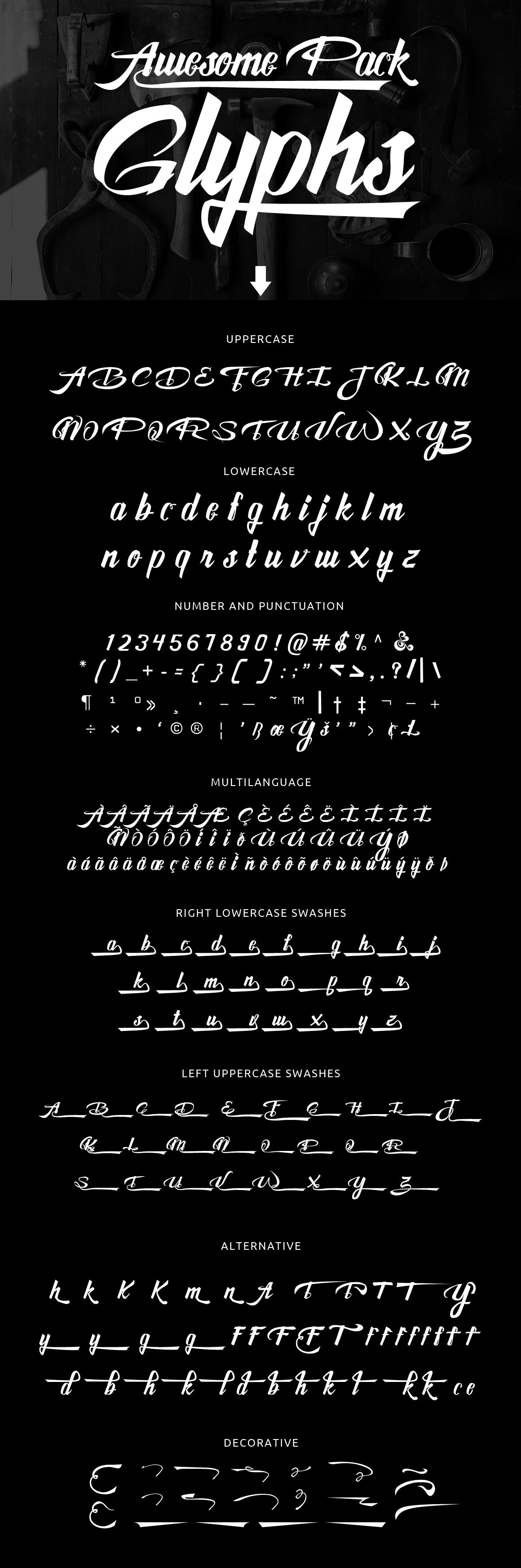 Pin de Miguel Hernandez en freefont Tipografía