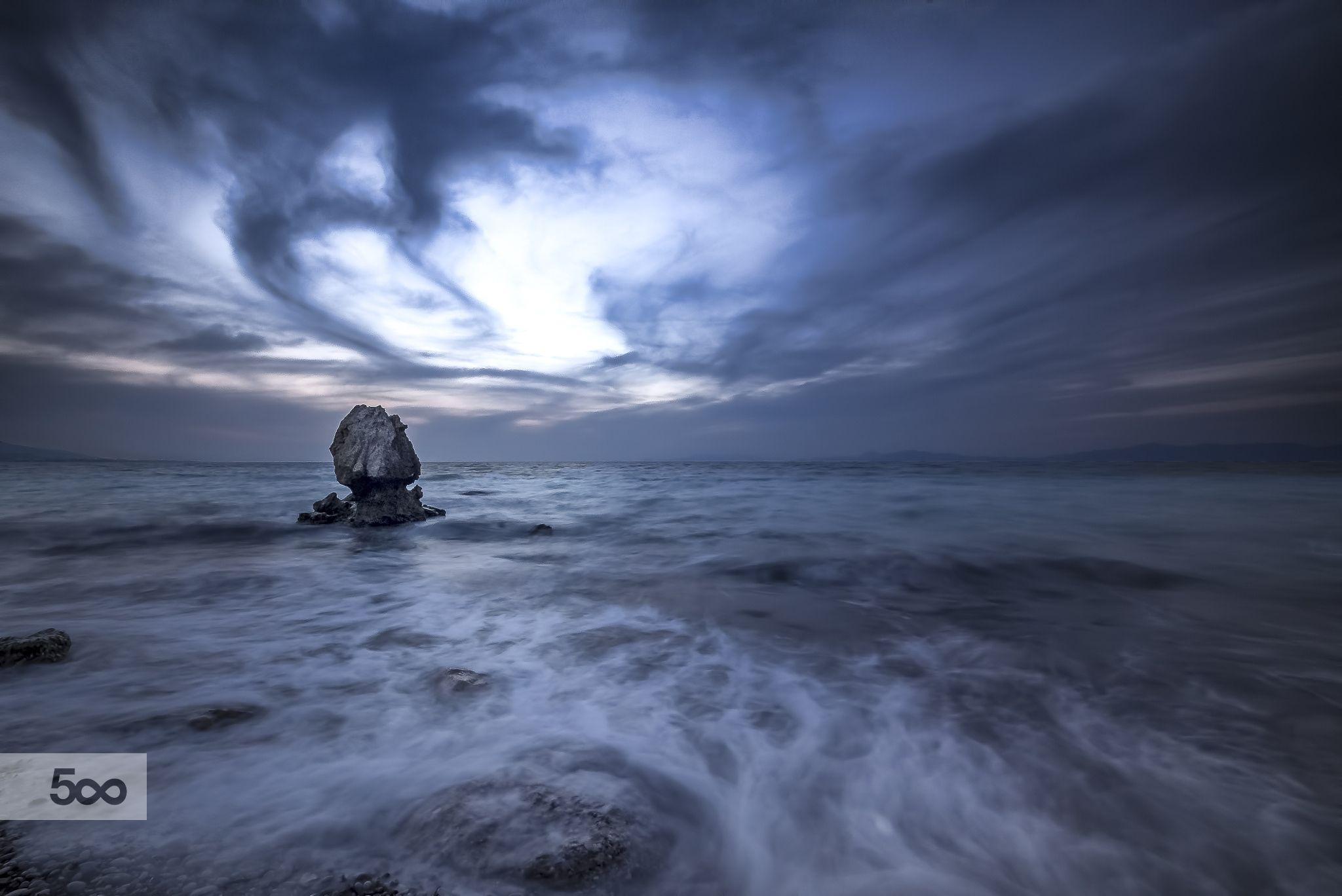 Photo The Rock by panagiotis laoudikos on 500px