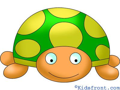 How To Draw Tortoise How To Draw For Kids How To Draw Step By