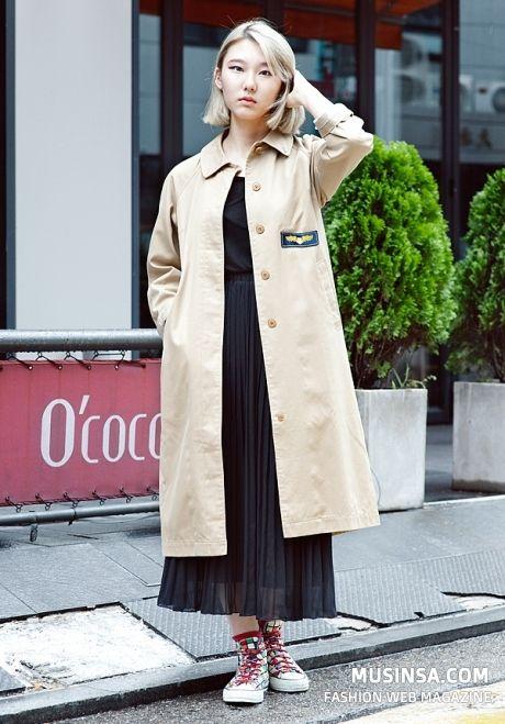 김민희 : 패션웹진무신사