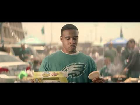 Recipe for love that quinoa burger so yummy full of protein funny bud light nfl commercial about a guy eating a quinoa that he hates just for the win aloadofball Choice Image