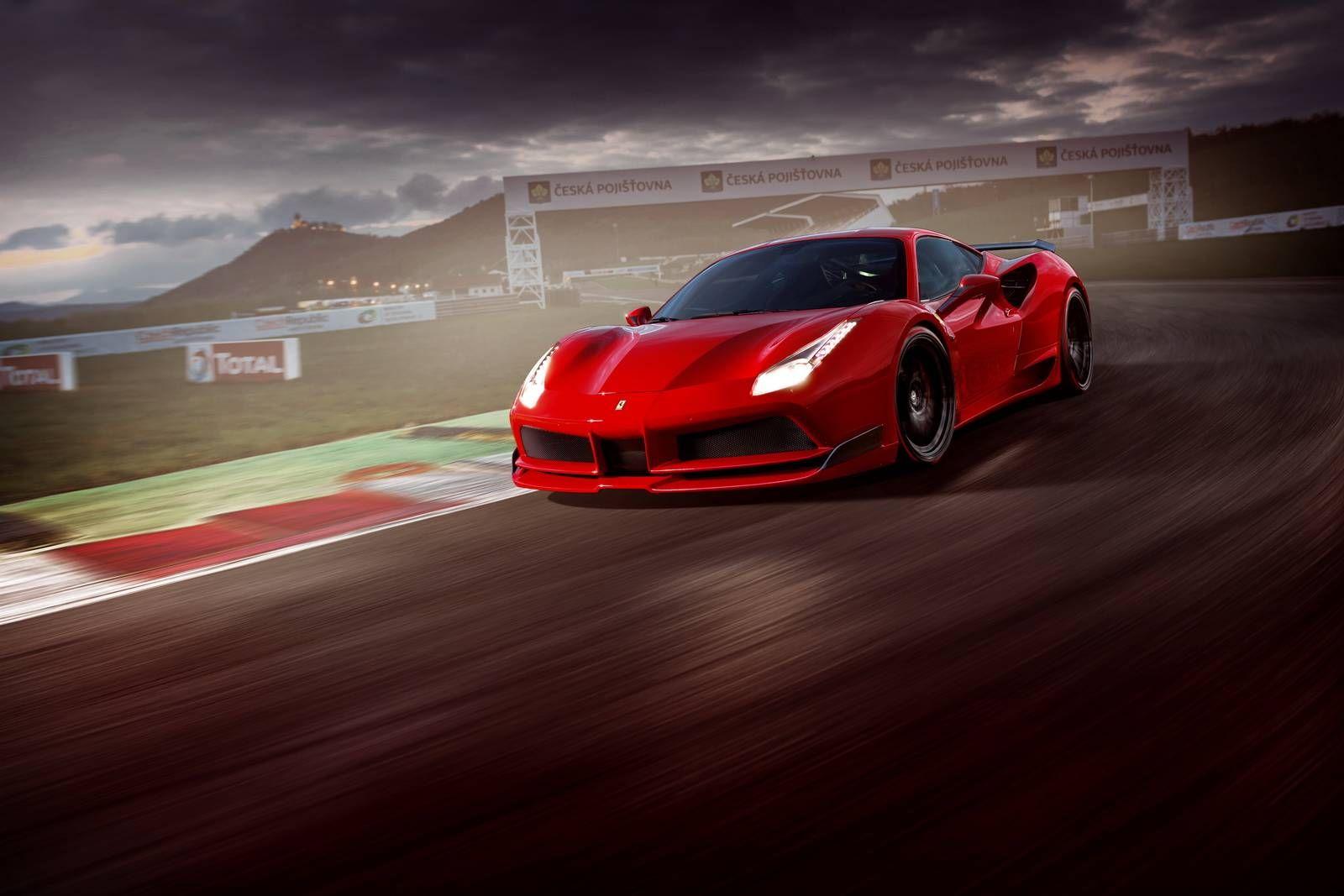 Official Novitec N Largo Ferrari 488 Gtb In 2020 Ferrari 488