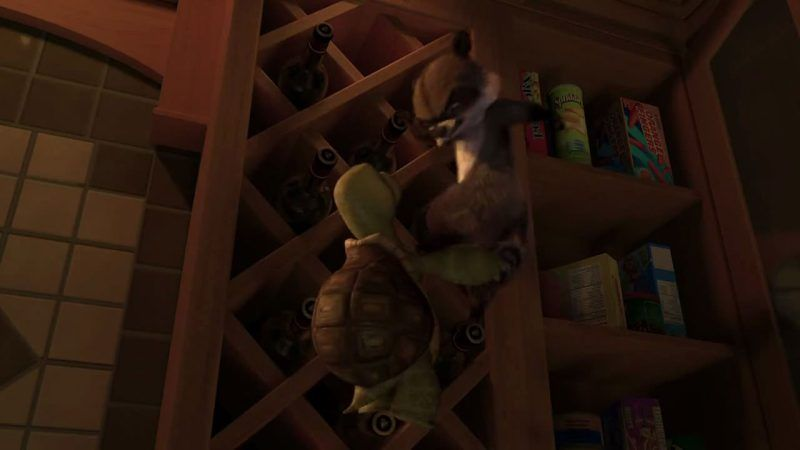 Over The Hedge 2006 Animation Screencaps Dreamworks Hedges