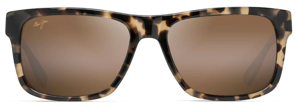 6e48447c6dc08 Maui Jim Chee Hoo Women s Sunglasses with Tortoise Frame and Bronze Lens   fashion  clothing