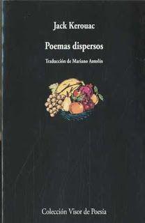 Keren Verna: Poemas dispersos - Jack Kerouac (Mi lectura)
