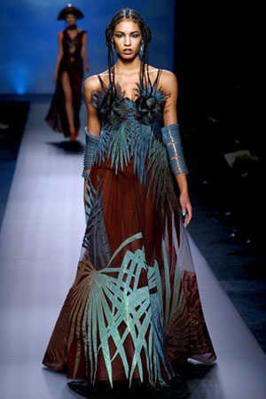 Bold Gaultier Designs Designer Crochet Jean Paul