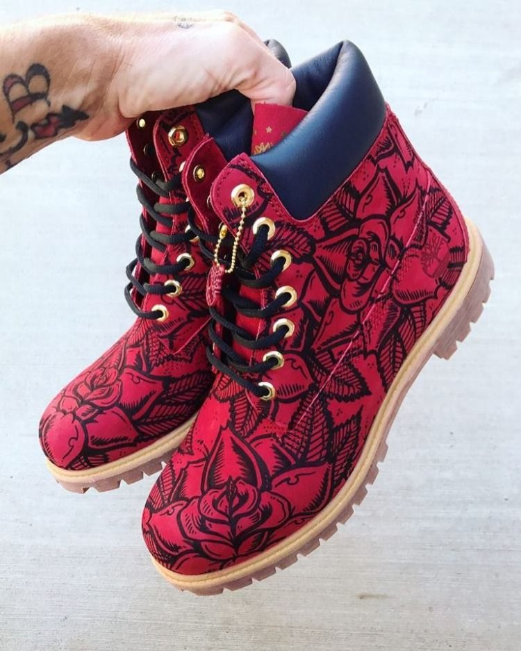 Details about TIMBERLAND MENS CHRISTMAS NAUGHTY NICE LIMITED RELEASE 6