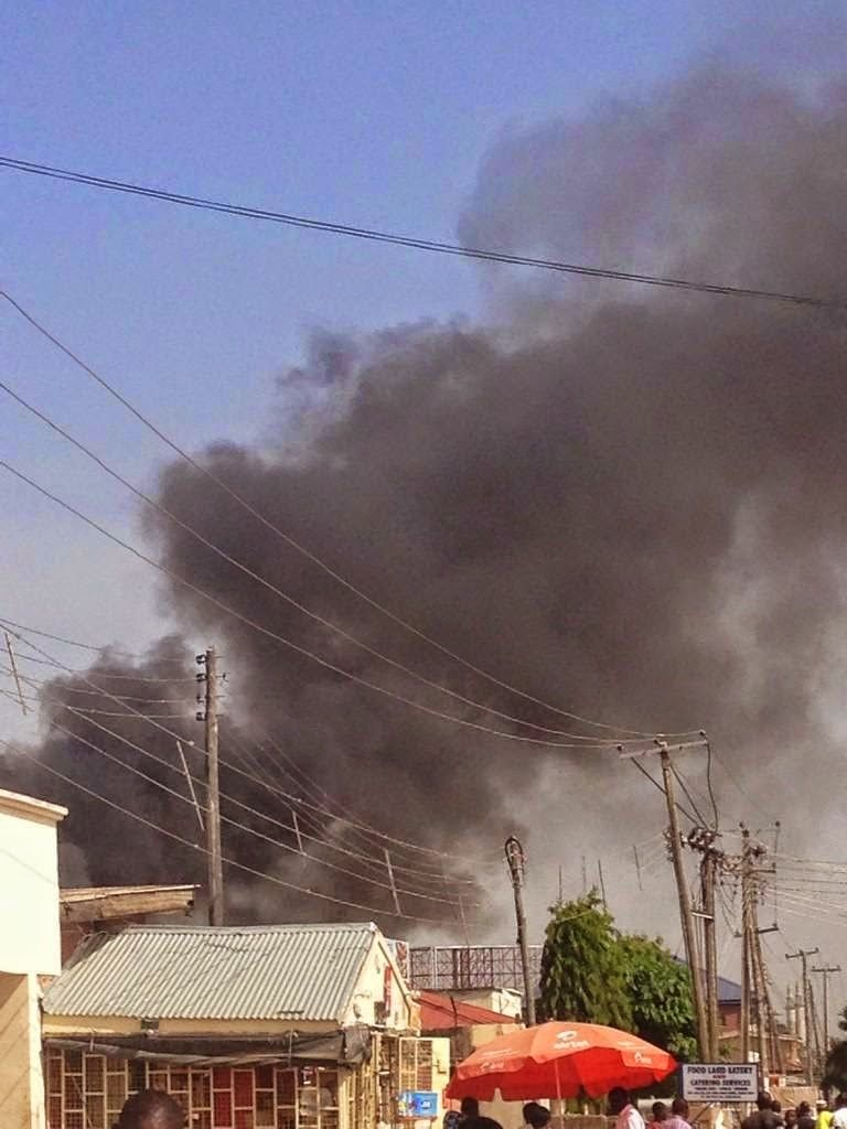Welcome to nonsoloaded s blog bomb blast reported at gombe line motor park