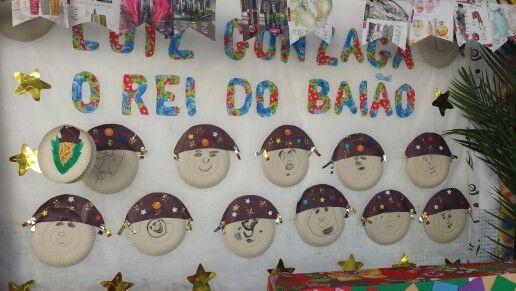 Luiz Gonzaga O Rei Do Baiao Educacao Infantil Baiao Infantil