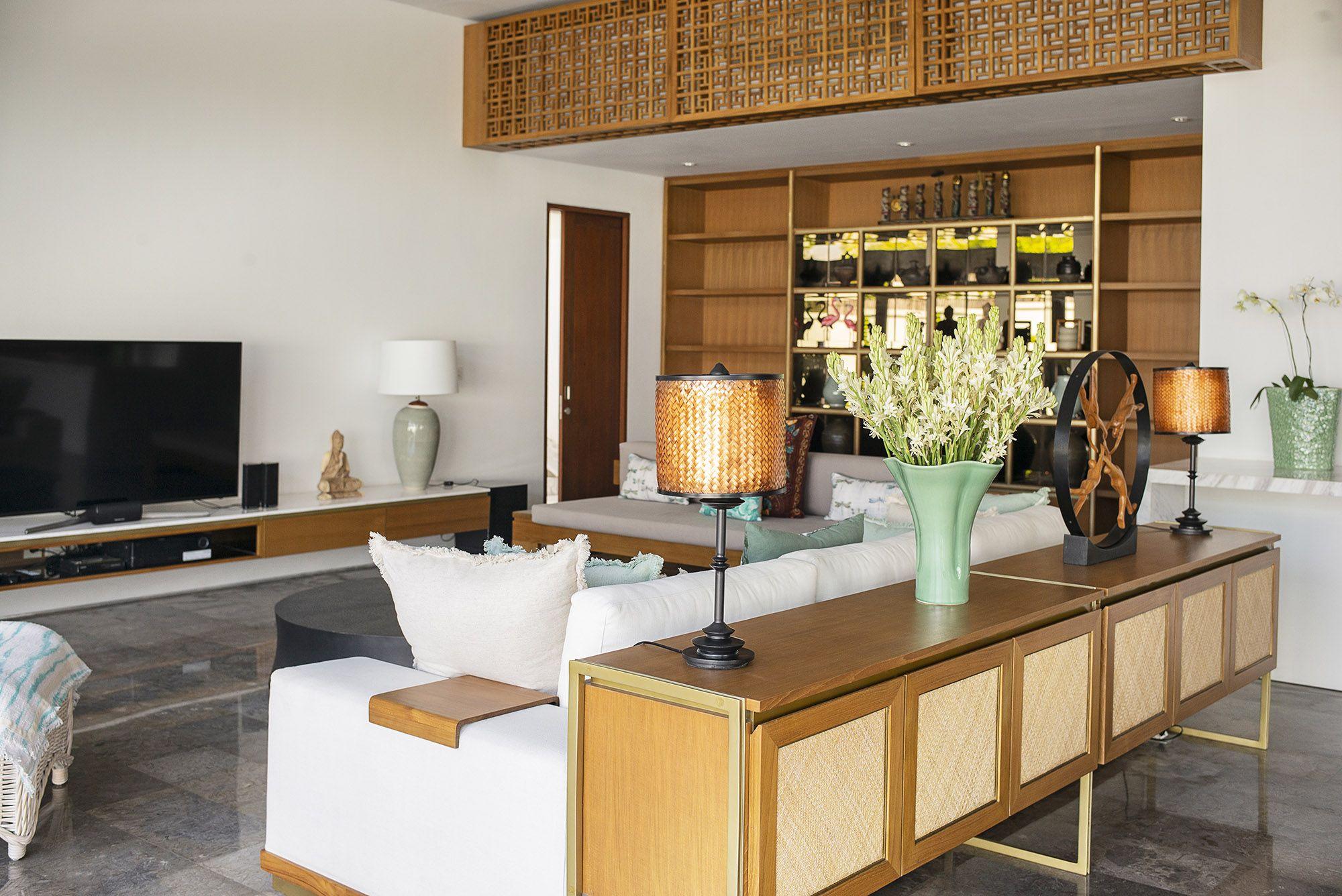 Villa Indrani - Living area with tv | Home & Decor (Interior ...