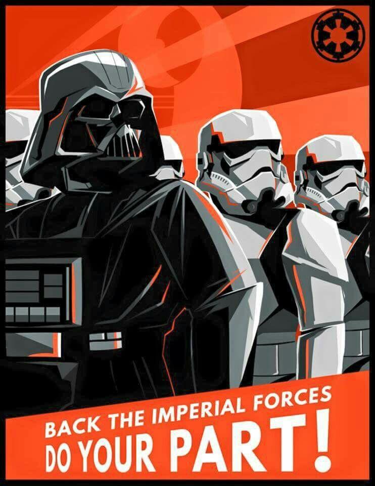 NEW STAR WARS DARTH VADER Enlist poster fridge magnet