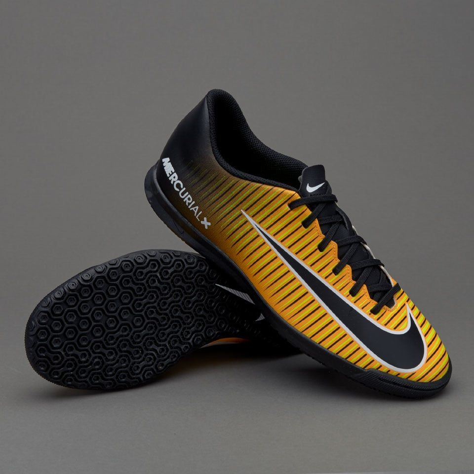 be9bab15a3a3e Nike Mercurial Vortex III IC - Laser Orange/Black/White/Volt ...