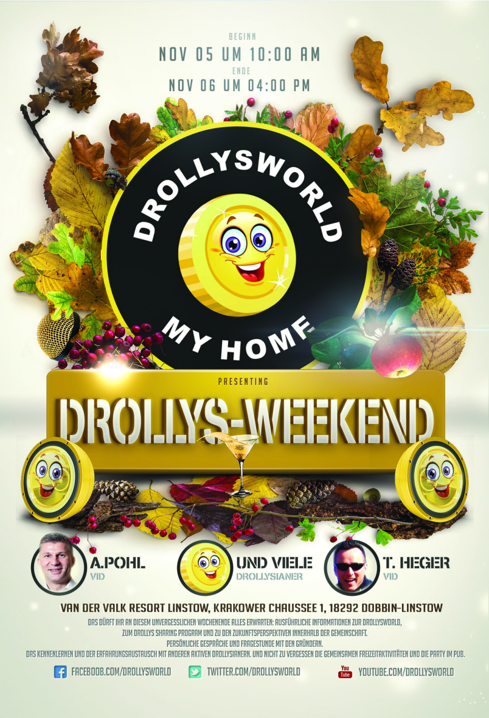 Drollys Weekend