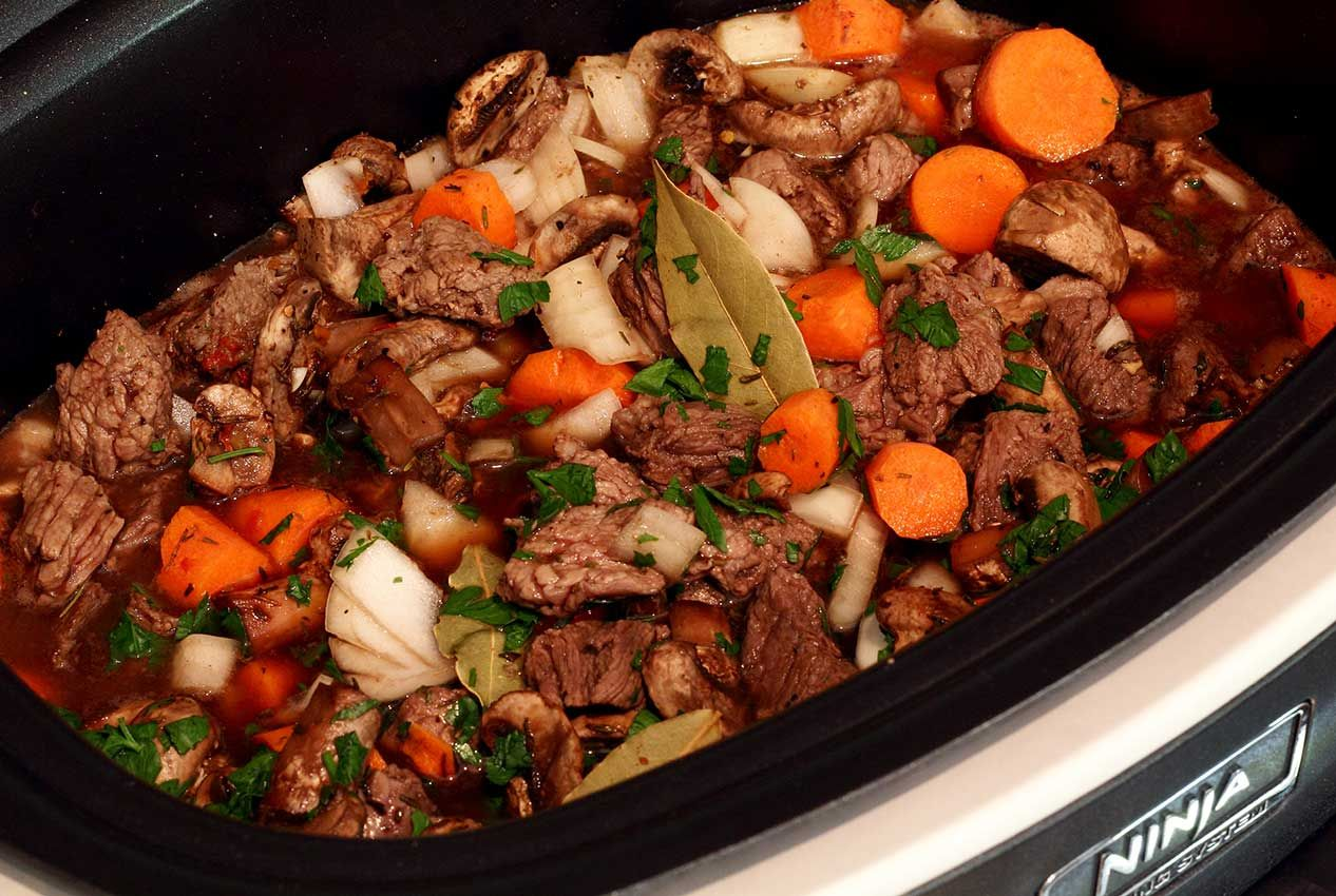 Slow Cooker Paleo Beef Stew | Recipe | Stew, Cooker and ...
