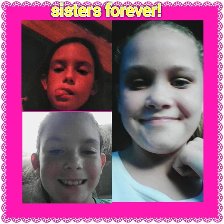 We will always be sisters forever