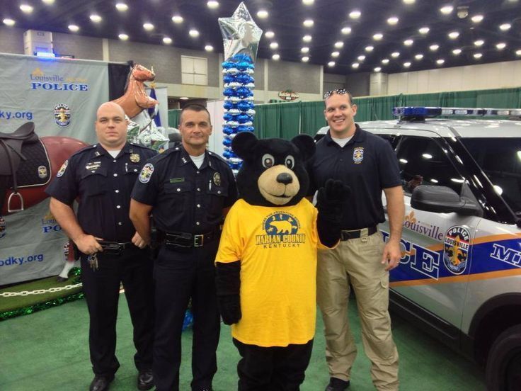 Louisville Metro Police Department 2014 Ky State Fair South Wing