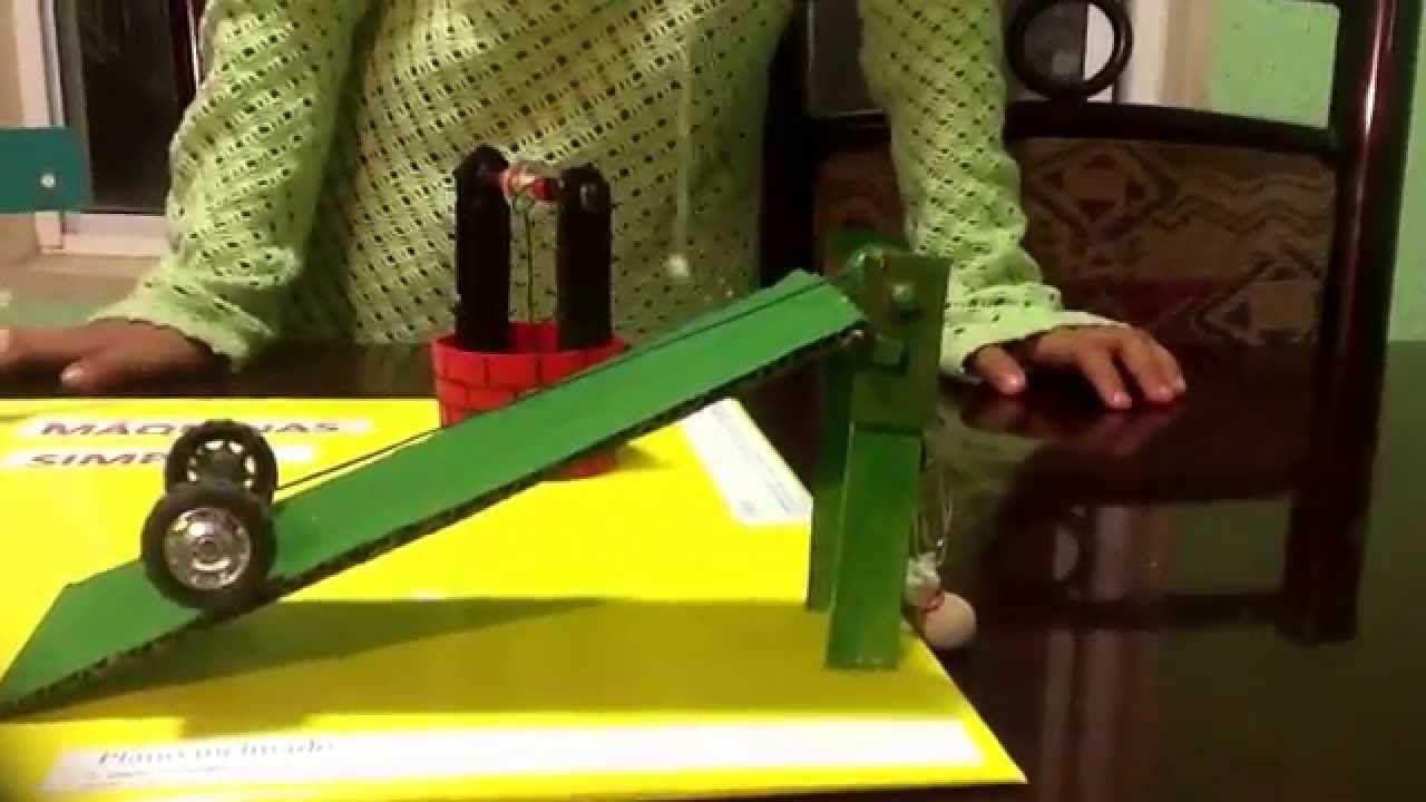 Maqueta De Máquinas Simples Imagenes De Maquinas Simples Maquinas Simples Para Niños Maquetas De Maquinas Simples