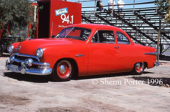 SHOEBOX FORD 1951