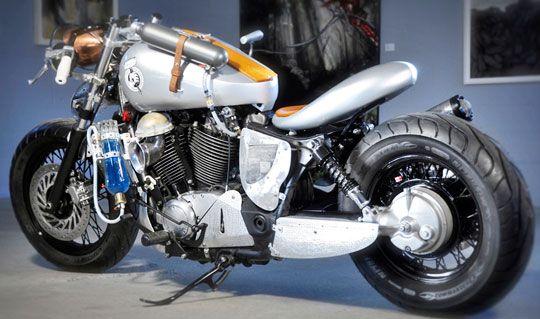 Custom Honda VT1100