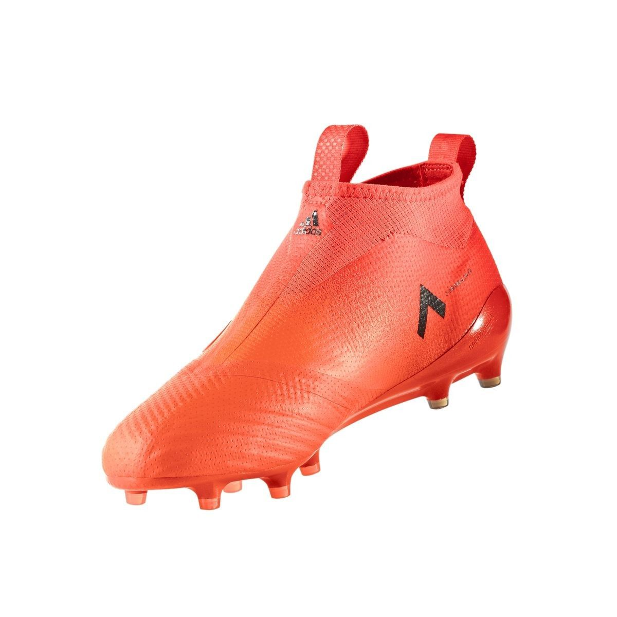 Chaussures Football Adidas Ace 17+ Purecontrol Fg Orange