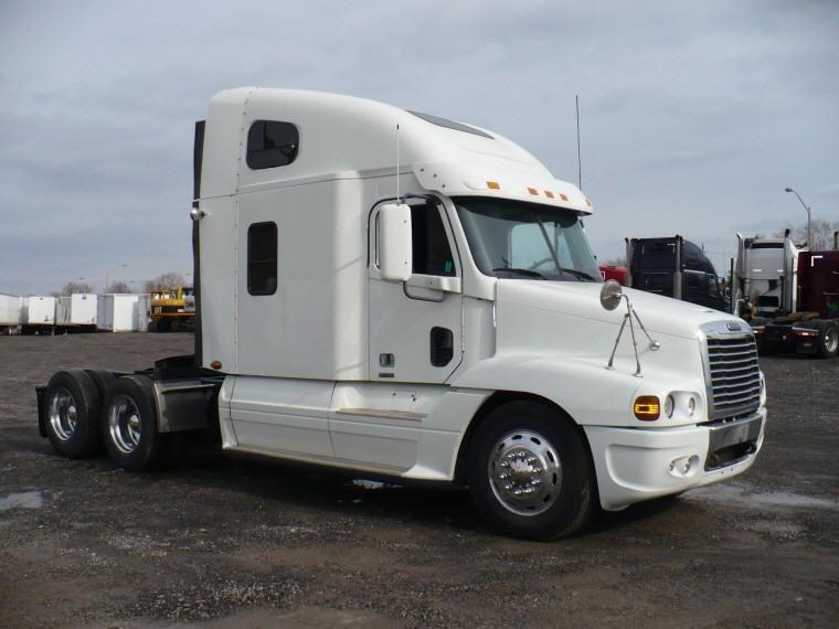 2007 Freightliner Century Freightliner Trucks Freightliner Trucks