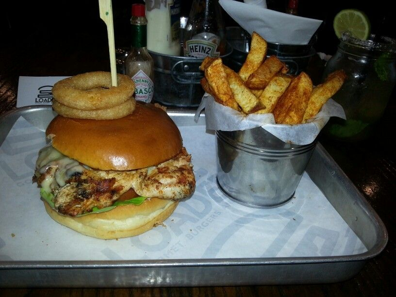 loaded burgers in ilford loaded burgers food cooking pinterest