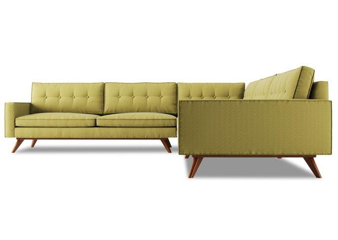 Chaise Lounge Sofa Taylor L Shape Sectional Thrive Furniture Key Aqua Largo