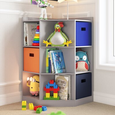 Symple Stuff Futch Riverridge Toy Organizer Kids Storage Shelves Toy Organization