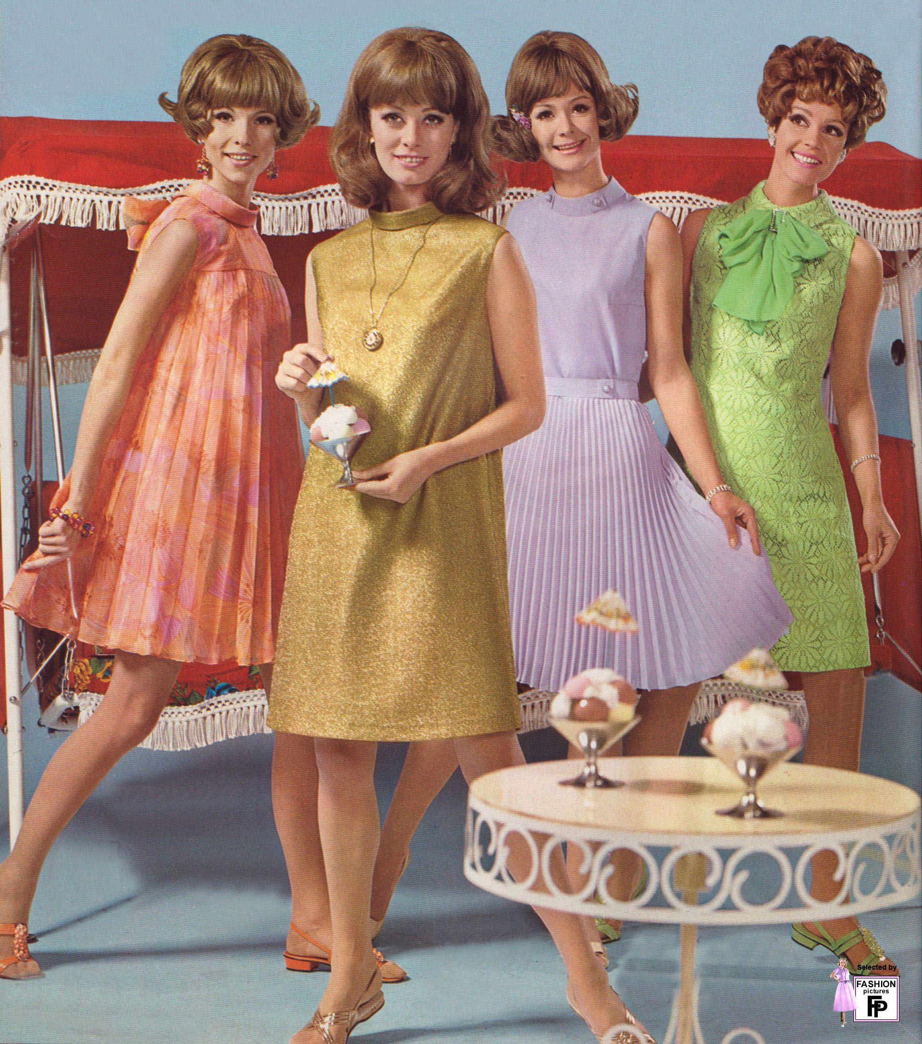 1960s Fashion, Sixties Fashion, 60s