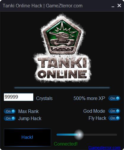 Tanki Online Hack Cheats Kristalle