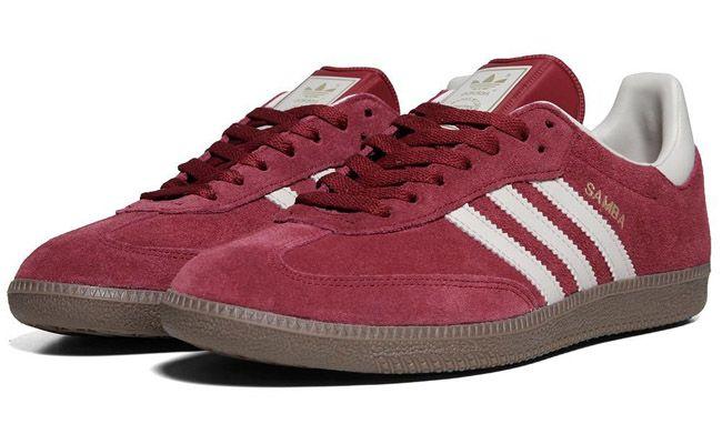 red samba adidas