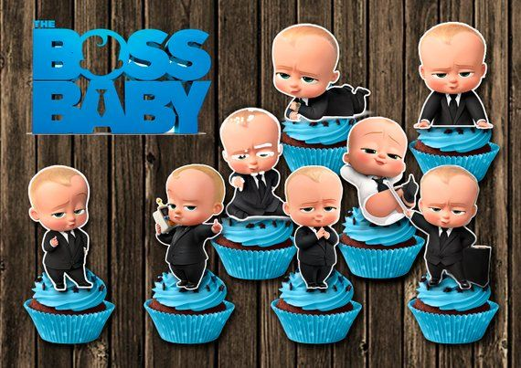 photograph regarding Boss Baby Printable called 8 Manager Kid printable - Manager Youngster Centerpieces - Manager Boy or girl