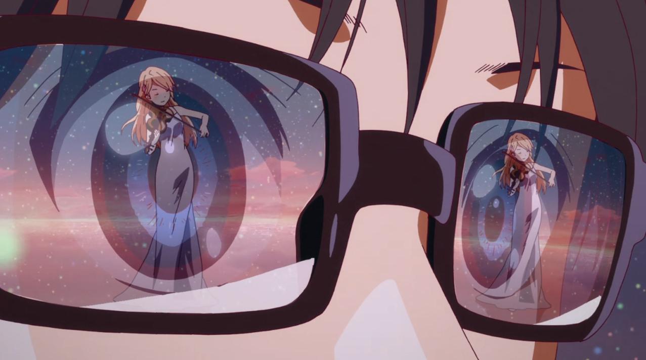 J'ai fini de visionner « Shigatsu wa Kimi no Uso » ... que cet anime est putain de magnifiquement splendide ! *o*