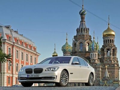 2015 BMW 7 Series The 2015 BMW 7 Series, like the Audi A8, features a full spectrum of drivetrain choices including a turbodiesel edition (413 lb-ft of torque), a base turbocharged V-6 (315 horsepower), and the choice between turbocharged V-8 (445 horsepower) and 12-cylinder (535 horsepower) engines.  Features such as an adaptive suspension system and available all-wheel drive appeal to drivers seeking both performance and security, and the BMW 7 Series can also be equipped with a full…