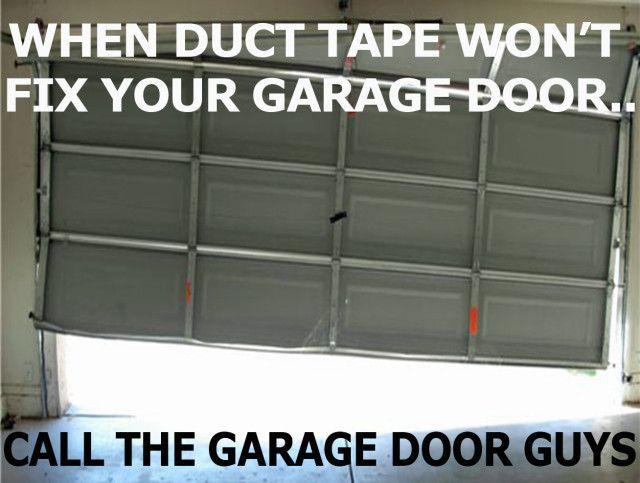 Garage Garage Door Meme