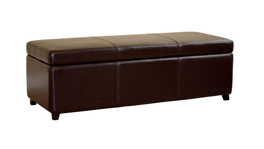 Storage Bench Ottoman With Sching