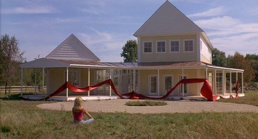 Here is that house from Housesitter with Steve Martin and