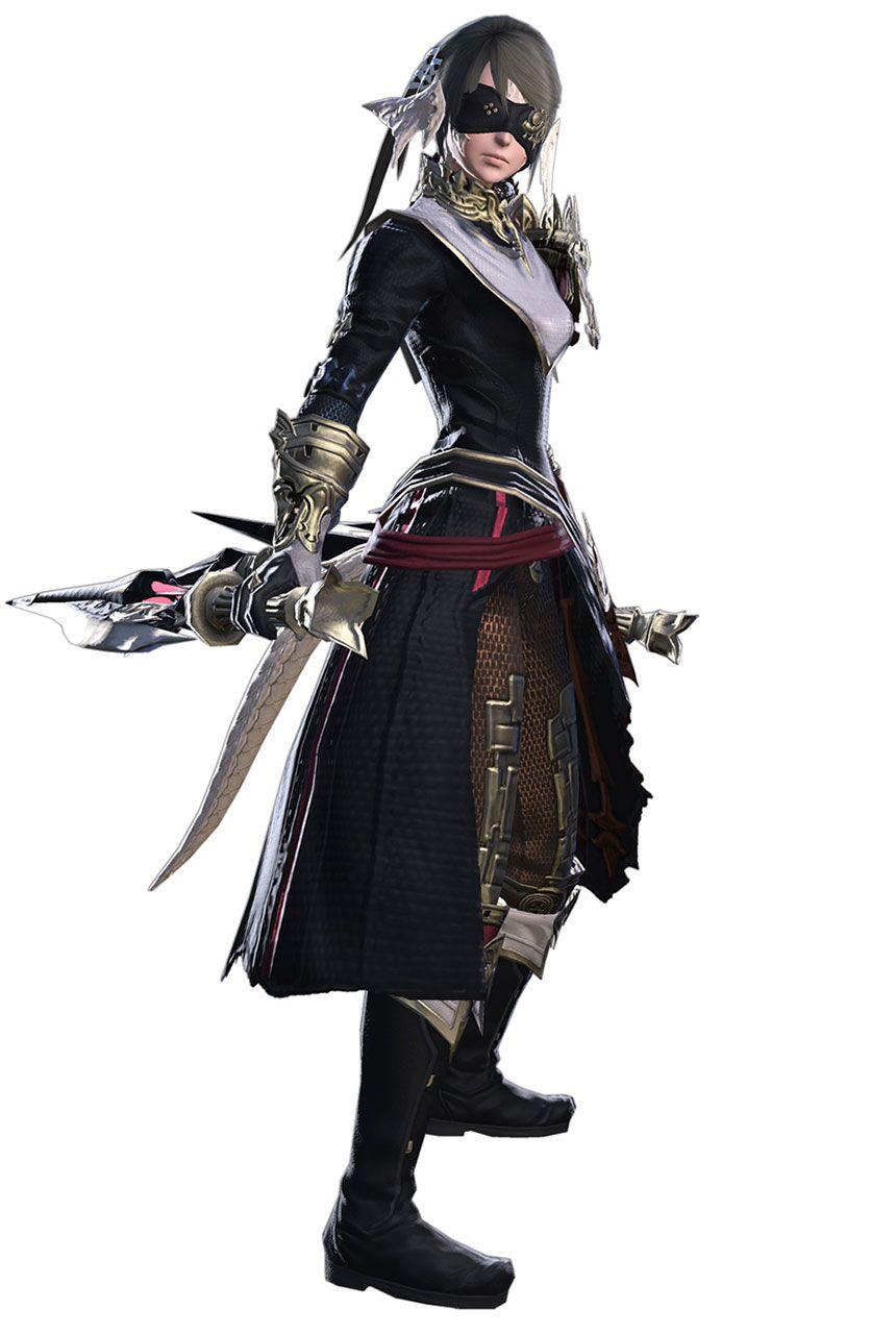 Ninja Midas Gear | Character Designs & Concepts in 2019