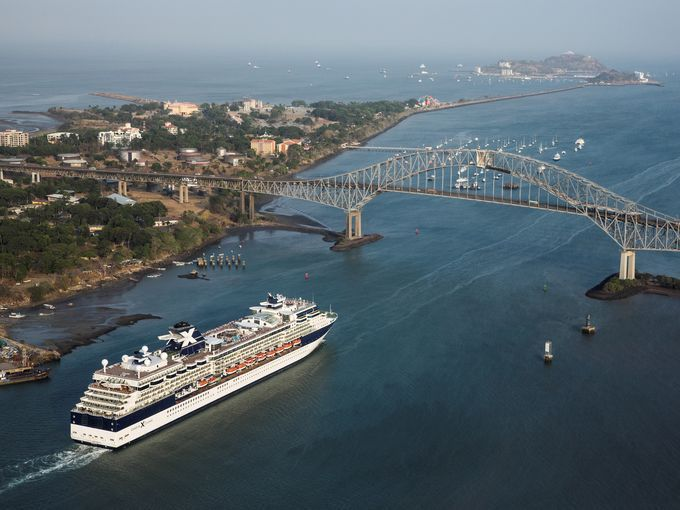 Celebrity Cruises to Panama Canal in 2019