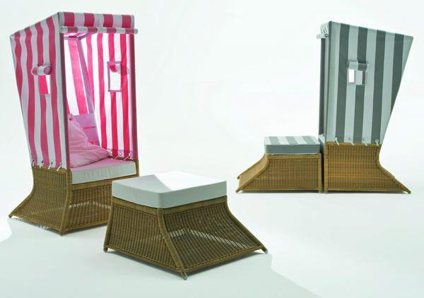 Bonacina Mobili ~ Beach cabin by pierantonio bonacina the seating is the brainchild